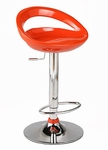Agnes Bar/Counter Stool in Orange [04358-FS-ERS]