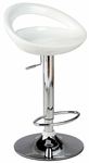 Agnes Bar/Counter Stool in White [04354-FS-ERS]
