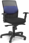 AirFlo Executive Task Chair - Blue [650-M10-FS-MFO]