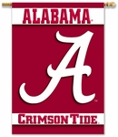 Alabama Crimson Tide 2-Sided 28'' X 40'' Banner with Pole Sleeve [96502-FS-BSI]