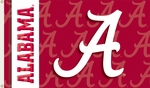 Alabama Crimson Tide 2-Sided 3' X 5' Flag with Grommets [92002-FS-BSI]
