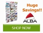 Huge Savings on select Alba by