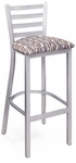 Alden Metal Bar Stool - Beechwood [268-FS-CMF]