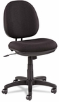 Alera® Interval Swivel/Tilt Task Chair - 100% Acrylic with Tone-On-Tone Pattern - Black [ALEIN4811-FS-NAT]