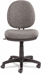 Alera® Interval Swivel/Tilt Task Chair - Tone-On-Tone Fabric - Graphite Gray [ALEIN4841-FS-NAT]