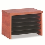Alera® Valencia Under-Counter File Organizer Shelf - 15-3/4''W x 9-3/4''D x 10-3/4''H - Cherry [ALEVA316012MC-FS-NAT]