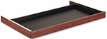 Alera® Valencia Series Center Drawer- 31''W x 15''D x 2''H - Mahogany [ALEVA312814MY-FS-NAT]