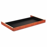 Alera® Valencia Series Center Drawer - 31w x 15d x 2h - Medium Cherry [ALEVA312814MC-FS-NAT]