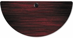Alera® Valencia Series Training Table Top - Half-Round - 47-1/4w x 23-5/8d - Mahogany [ALEVA72HR4824MY-FS-NAT]