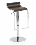 Alexander Adjustable Stool in Chocolate [HGGA183-FS-NVO]