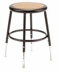 All Purpose Low Range Backless Stool with Four Legged Base [211S-FS-UC]