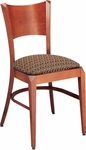 Alpine Stacking Wood Chair [393-FS-CMF]