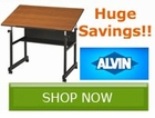 Alvin Products Sale!! Save by