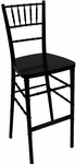 American Classic Black Wood Chiavari Barstool [BB101-WOOD-BLACK-CSP]