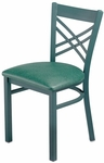 Americana Cross Back Chair [942-MTS]