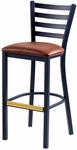 Americana Ladder Back Barstool [944-30-MTS]