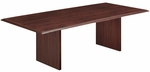 Andover 8' Rectangular Conference Table - Sherwood Mahogany [7462-94-FS-DMI]