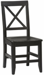 Anna Collection Dining Chairs [86100C124-01-KD-U-FS-LIN]