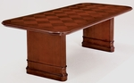 Antigua 8' Conference Table - West Indies Cherry [7480-96-FS-DMI]