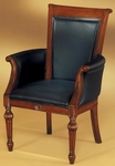 Antigua High Back Guest Chair - West Indies Cherry [7480-821-FS-DMI]