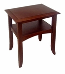 Antique Walnut End Table [94723-FS-WWT]