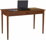 Apres™ 48'' W x 24'' D x 30'' H Table Desk with Storage Drawer - Cherry [9446CY-FS-SAF]