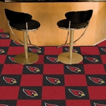 Arizona Cardinals Carpet Team Tiles - 18'' x 18'' Tiles - Set of 20 [8568-FS-FAN]