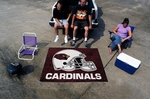 Arizona Cardinals Tailgater Rug 60'' x 72'' [5665-FS-FAN]