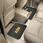 Arizona State University Backseat Utility Mat 2 Pc 14'' x 17'' [13214-FS-FAN]
