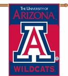 Arizona Wildcats 2-Sided 28'' X 40'' Banner with Pole Sleeve [96013-FS-BSI]
