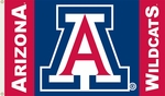 Arizona Wildcats 3' X 5' Flag with Grommets [95013-FS-BSI]
