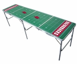 Arkansas Razorbacks 2'x8' Tailgate Table [TPC-D-ARK-FS-TT]