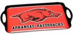 Arkansas Razorbacks Melamine Serving Tray [38042-FS-BSI]