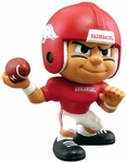 Arkansas Razorbacks NCAA Quarterback [LQARK-FS-PAI]