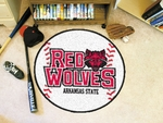 Arkansas State University Baseball Mat [2352-FS-FAN]