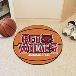 Arkansas State University Basketball Mat 27'' Diameter [2357-FS-FAN]