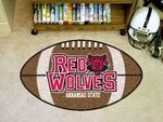 Arkansas State University Football Rug 22'' x 35'' [2354-FS-FAN]