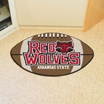 Arkansas State University Football Mat 22'' x 35'' [2354-FS-FAN]