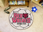 Arkansas State University Soccer Ball [2351-FS-FAN]
