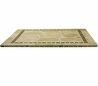 Atcostone 24'' x 32'' Rectangle Table Top in Sand Beige