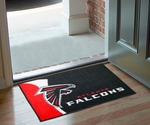 Atlanta Falcons Starter Rug,19'' x 30'' [8249-FS-FAN]