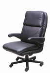 Atlantis Office Chair in Leather [OF-ATLN-L-FS-ARE]