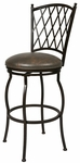 Atrium 26''H Swivel Barstool [AT-225-26-AR-649-FS-PSTL]