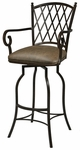 Atrium 26''H Swivel Barstool with Arms [AT-217-26-AR-649-FS-PSTL]
