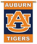 Auburn Tigers 2-Sided 28'' X 40'' Banner with Pole Sleeve [96145-FS-BSI]