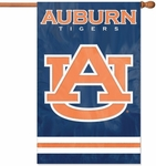 Auburn Tigers Applique Banner Flag [AFAU-FS-PAI]