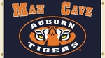 Auburn Tigers Man Cave 3' X 5' Flag with 4 Grommets [35645-FS-BSI]