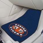 Auburn University Team Mascot Carpet Car Mat 2 Pc 18'' x 27'' [5144-FS-FAN]