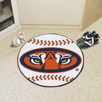 Auburn University Baseball Mat 27'' Diameter - Mascot Design [5140-FS-FAN]