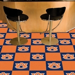 Auburn University Carpet Team Tiles - 18'' x 18'' Tiles - Set of 20 [8536-FS-FAN]